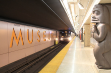 toronto-subway-font-at-museum-station